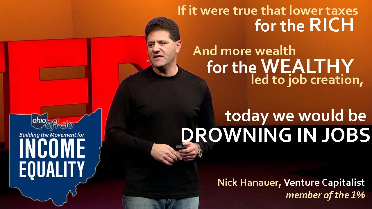 "Nick Hanauer ""Rich People Don't Create Jobs"""