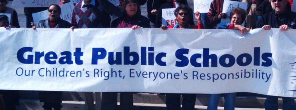 Extreme GOP Look To Hijack Public Schools
