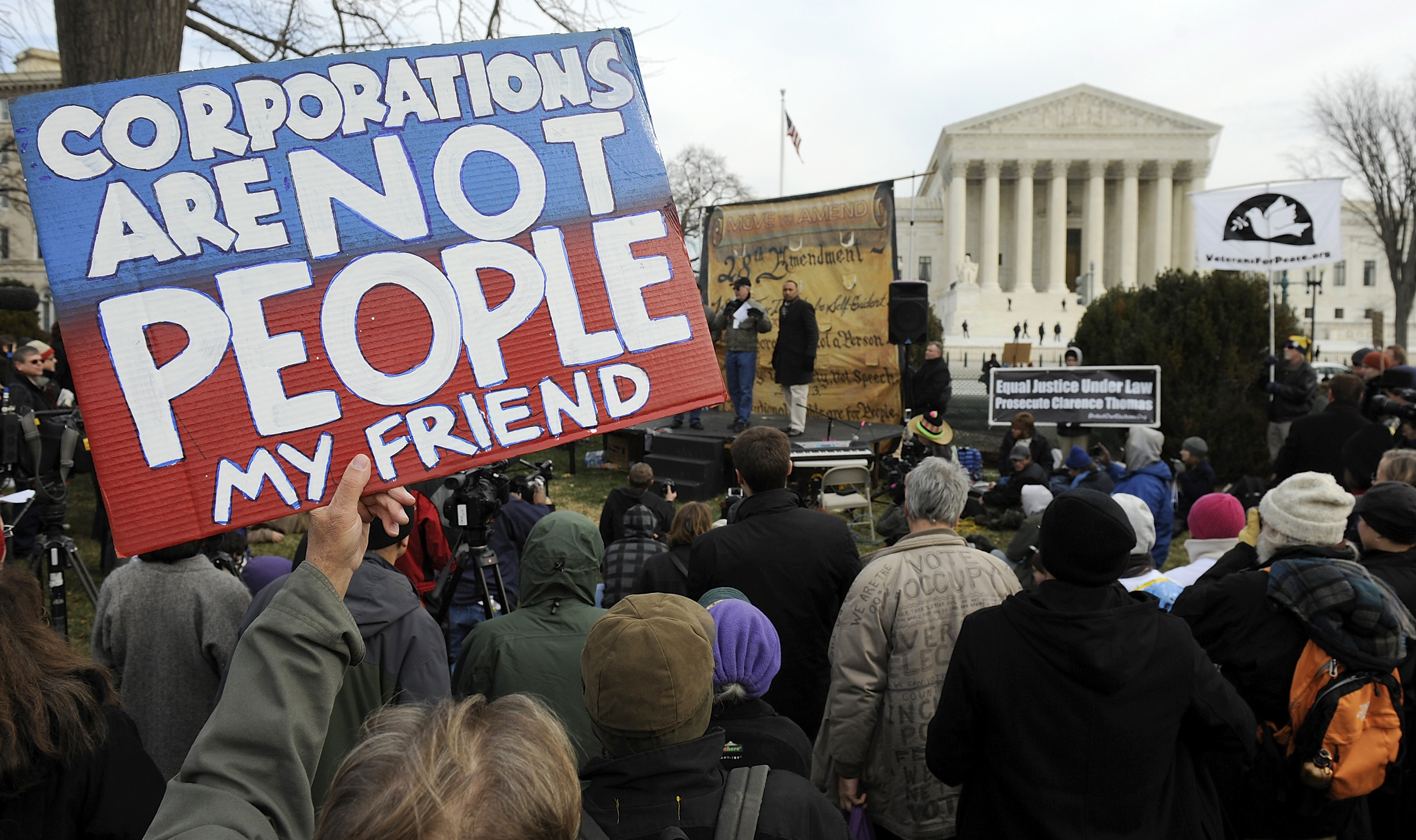Bloomberg Poll: 78% Of Americans, Reps, Dems And Inds, Oppose Citizens United!