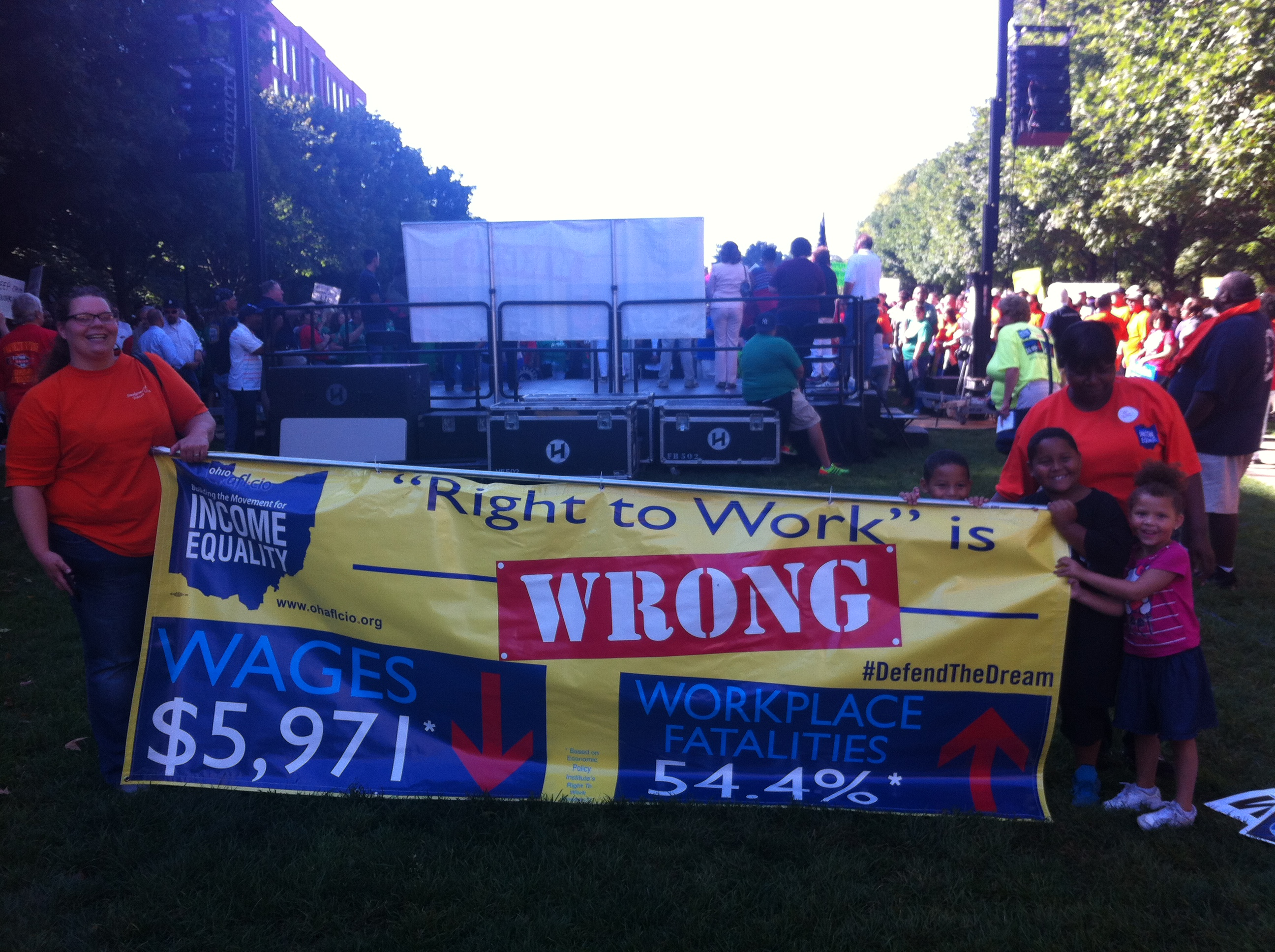 """Right To Work"" Is Wrong Being Introduced Next Month By Extremists In Ohio House"