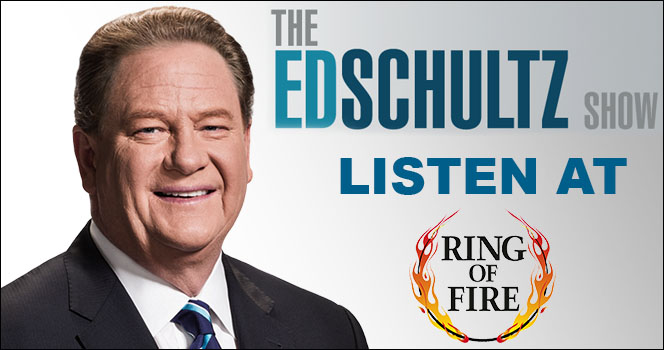 Watch Ed Schultz's Keynote Address Before AFL-CIO Members In Youngstown, OH