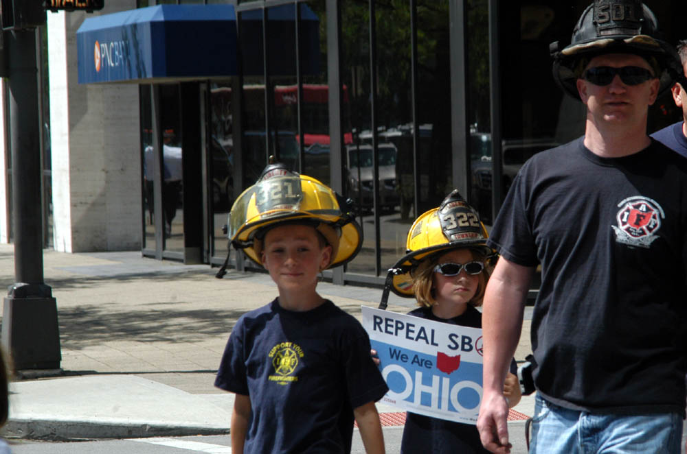 Ohio Senate Committee Approves Firefighter Cancer Legislation