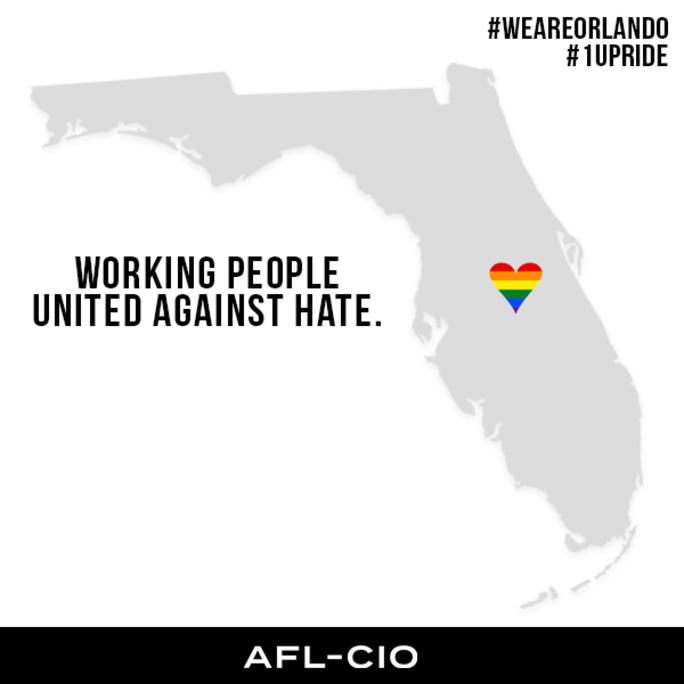 AFL-CIO Young Worker Advisory Council's Statement On Orlando