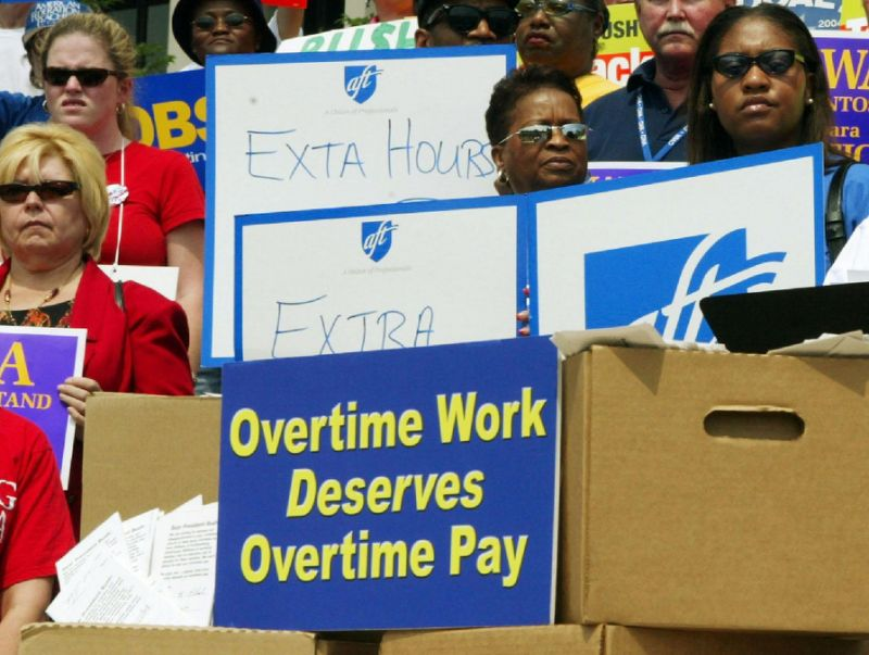 Statement By Ohio AFL-CIO President Tim Burga  On DeWine's Challenge To New Overtime Rule