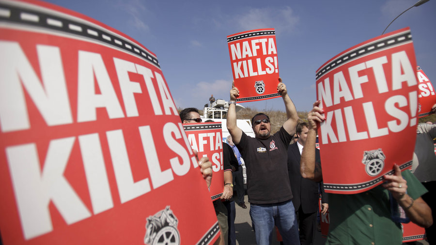 6 Ways We Could Improve NAFTA For Working People