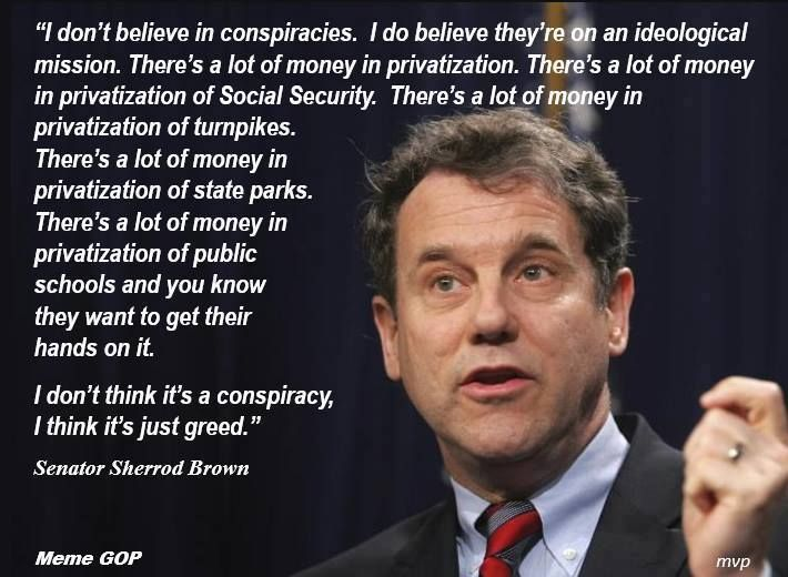 Sen. Sherrod Brown Unveils Blueprint For Repairing Nation's Infrastructure, Creating Jobs