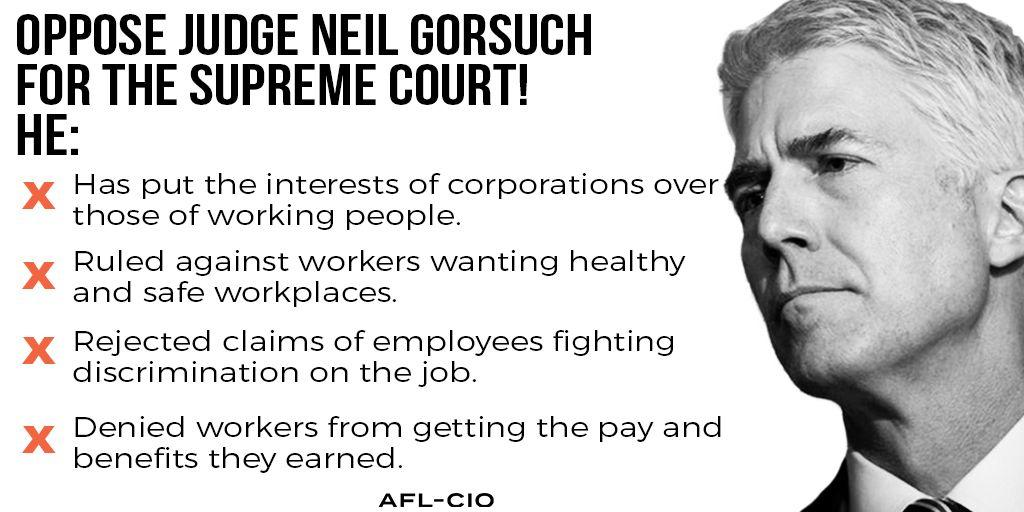 7 Things You Need To Know About Supreme Court Nominee Neil Gorsuch