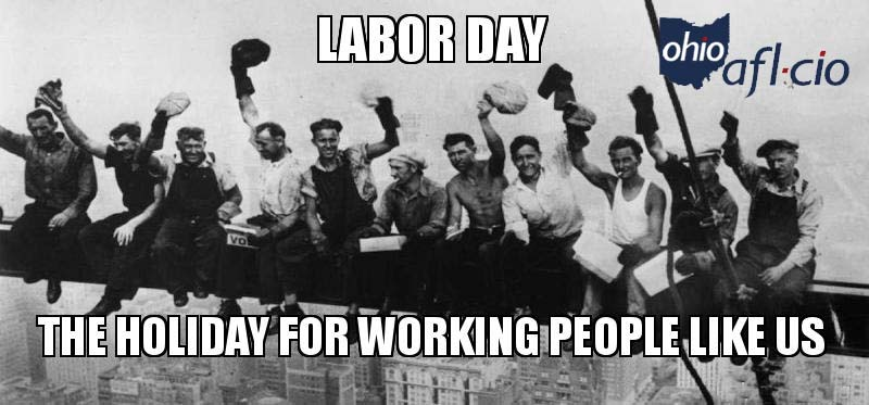 This Labor Day, Let's Celebrate All The Workers Across America