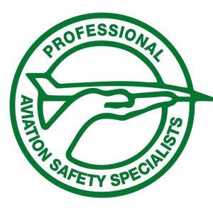 The Professional Aviation Safety Specialists