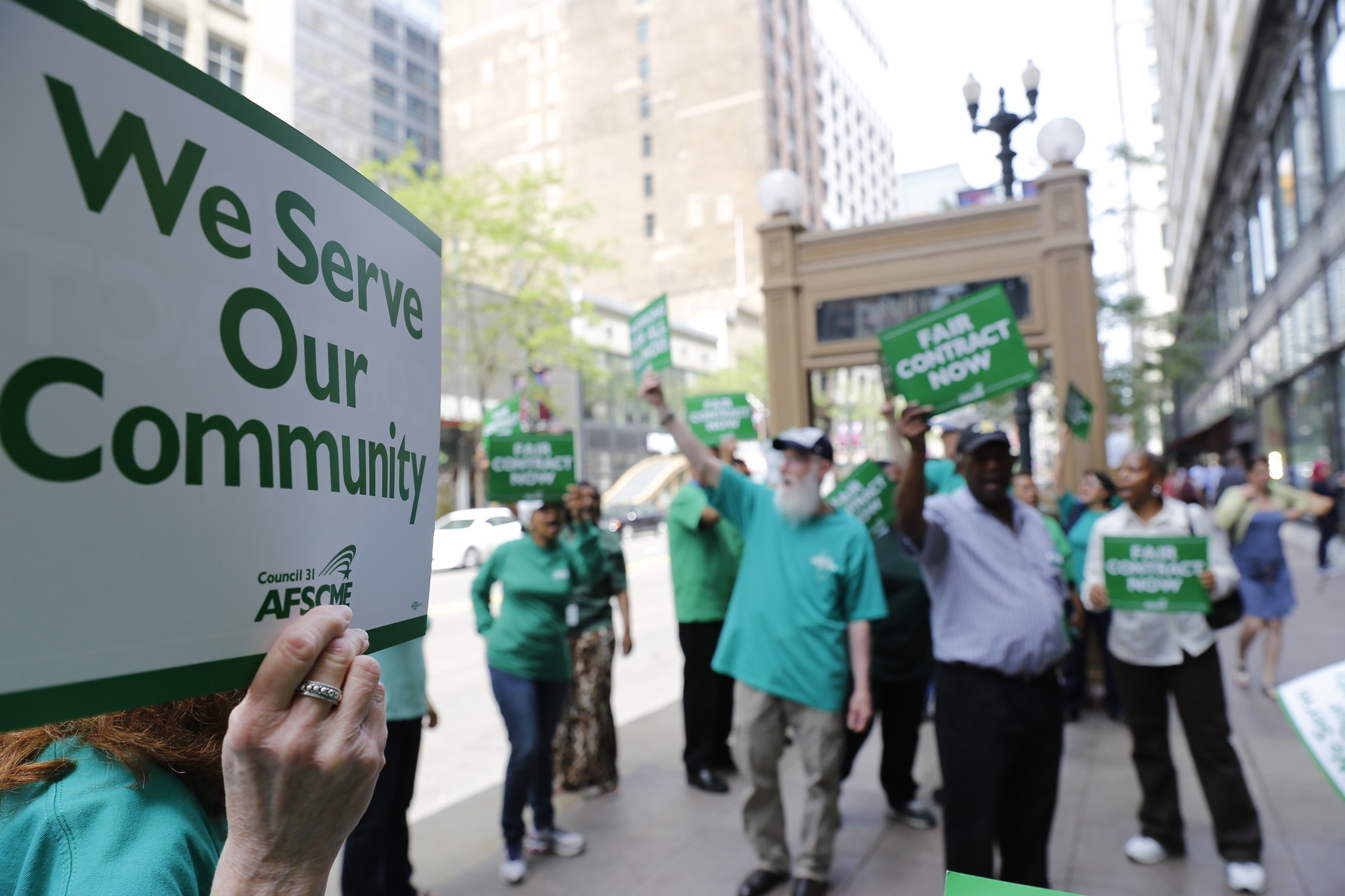AFSCME Submits Merits Brief In The Janus Case