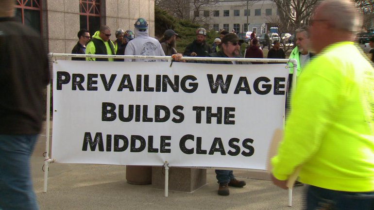 Extreme GOP Push Limits To Prevailing Wage But House Speaker Says It Would Move Ohio Backwards
