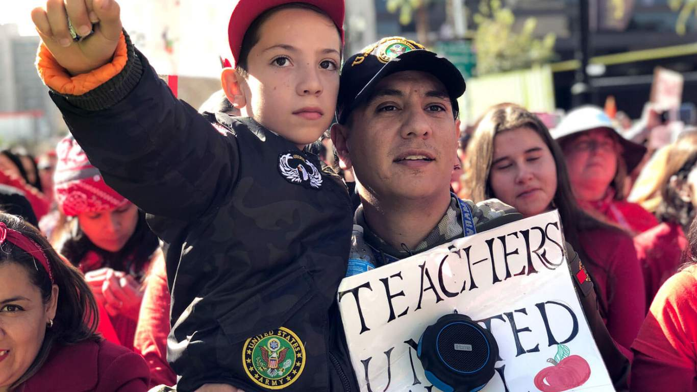 What Did The LA Teachers Strike To Achieve?