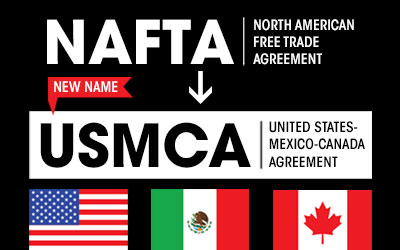 U.S. Labor Leader On USMCA: Mexico First Must Prove It's Eradicating '700,000 Protectionist Contracts'